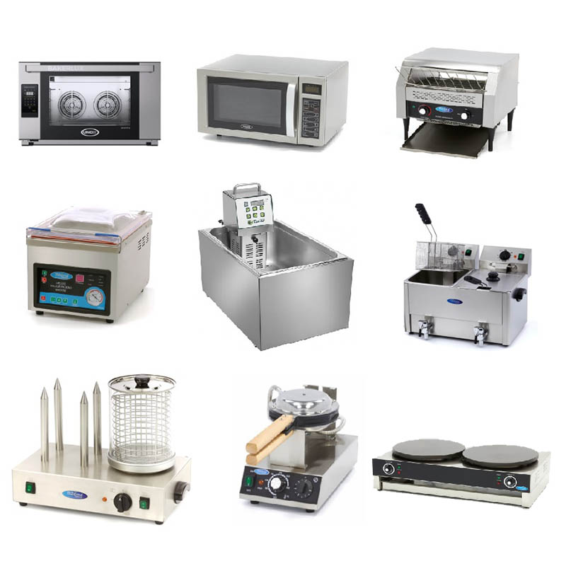 SMALL COOKING APPLIANCES-1